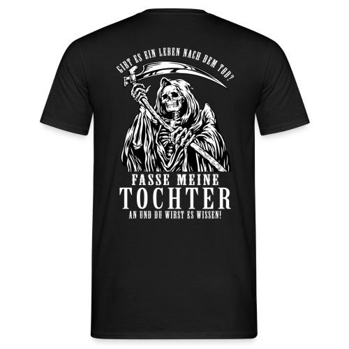 Tod1 png - Männer T-Shirt