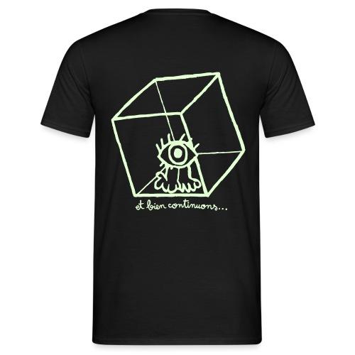 tshirtproarti 2 - T-shirt Homme