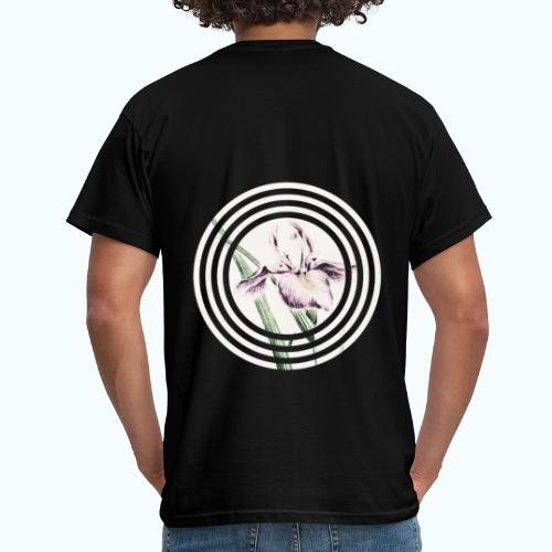 Lilies watercolor - Men's T-Shirt