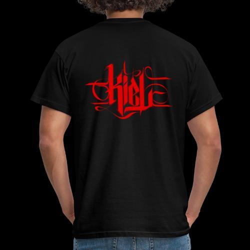 kielcallylogored - Männer T-Shirt