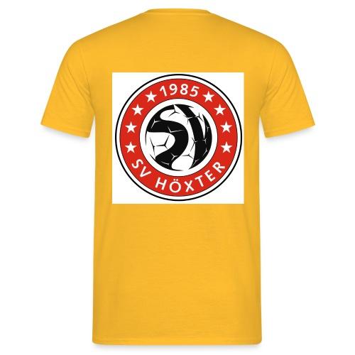 Logo SV Höxter - Männer T-Shirt
