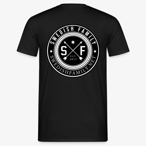 Swedish Family - T-shirt herr