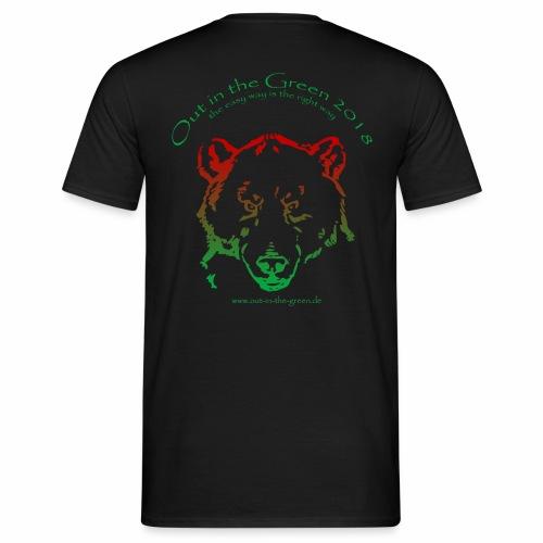 Veranstaltung 2018 - Männer T-Shirt