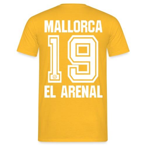 MALLORCA OVERHEMD 2019 - Malle Shirts - EL ARENAL 19 - Mannen T-shirt