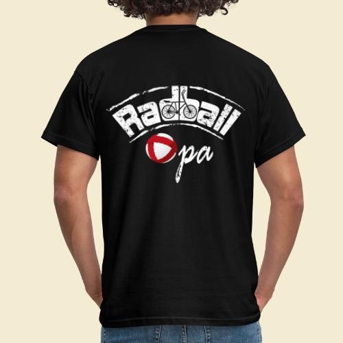 Radball   Opa - Männer T-Shirt