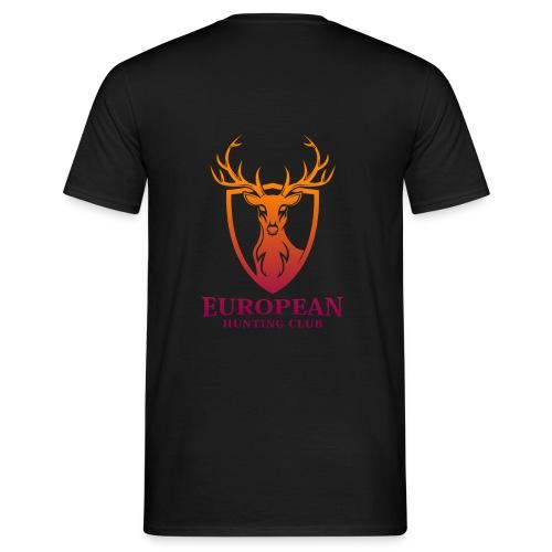 European Hunt Club 001 - Miesten t-paita
