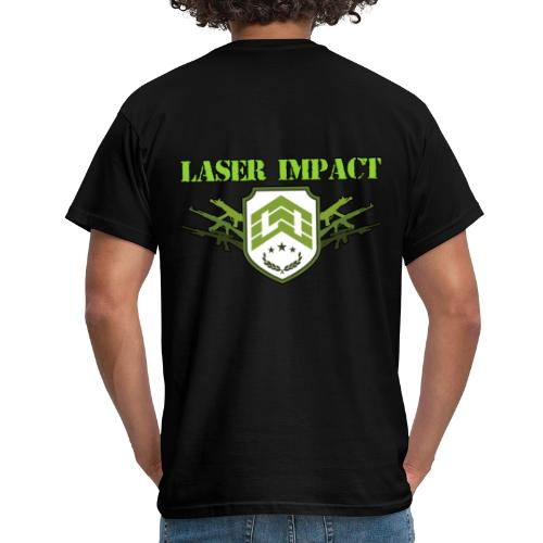 Laser Impact Store - T-shirt Homme