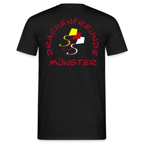 grafik2 ms2 - Männer T-Shirt