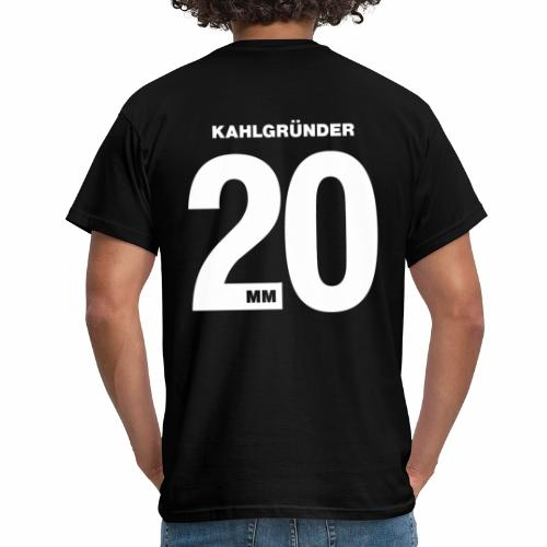 Kahlgruender 2020 - Männer T-Shirt