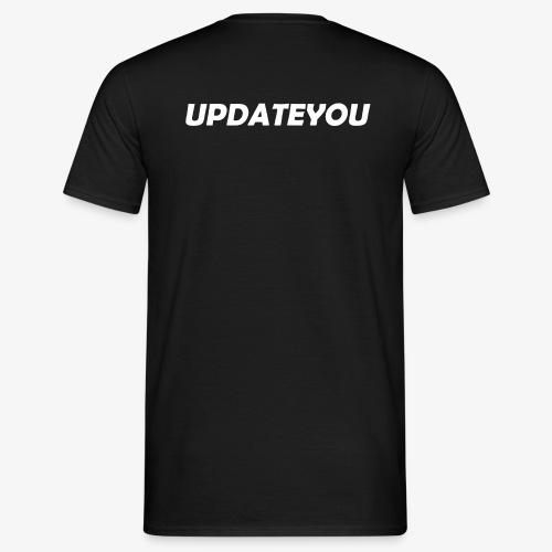 Updateyou - Maglietta da uomo