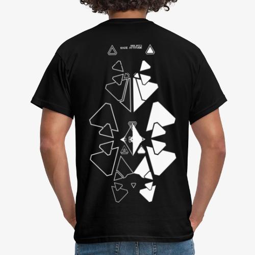 Symmetric_8 - Männer T-Shirt