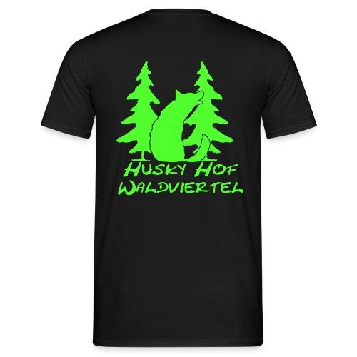 huskyhofwaldviertelbriefkopf4karand klan - Männer T-Shirt