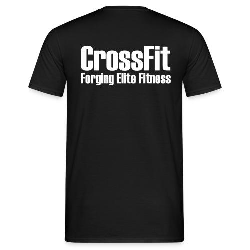 crossfitmain - Men's T-Shirt