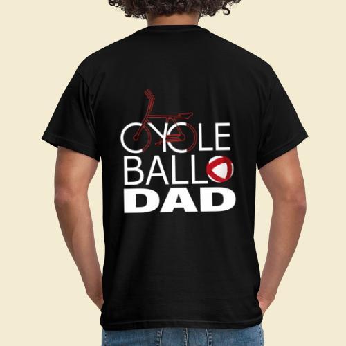 Radball | Cycle Ball Dad - Männer T-Shirt
