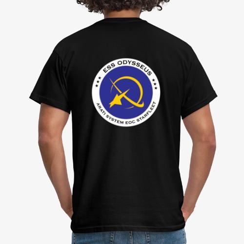 Shipemblem - Miesten t-paita