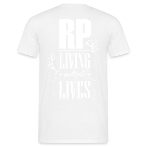 Role play - Living multiple lives - Herre-T-shirt