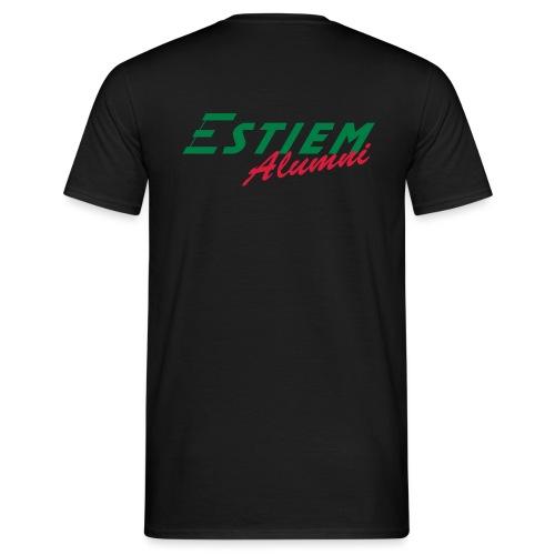 estiem alumni logo - Men's T-Shirt