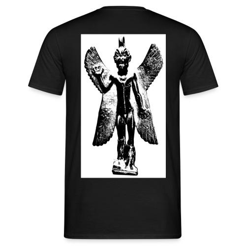 tshirt pazuzu jpg - Maglietta da uomo