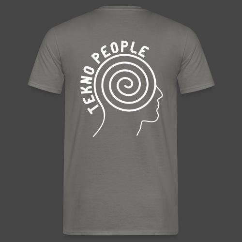 personnes tekno - T-shirt Homme