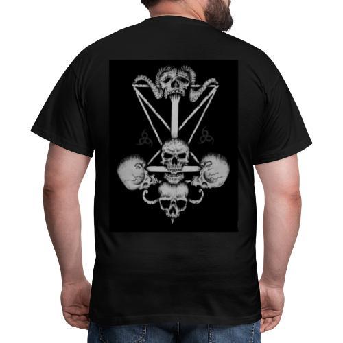 Paerdition skulls - Miesten t-paita