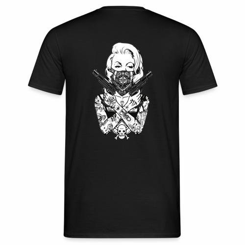 Tatoo Gun - T-shirt Homme