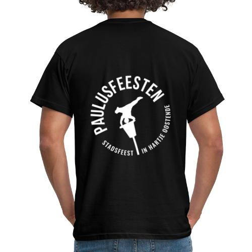 Paulusfeesten BACK - Mannen T-shirt