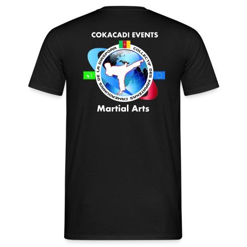 COKACADI EVENT'S design 2 - T-shirt Homme