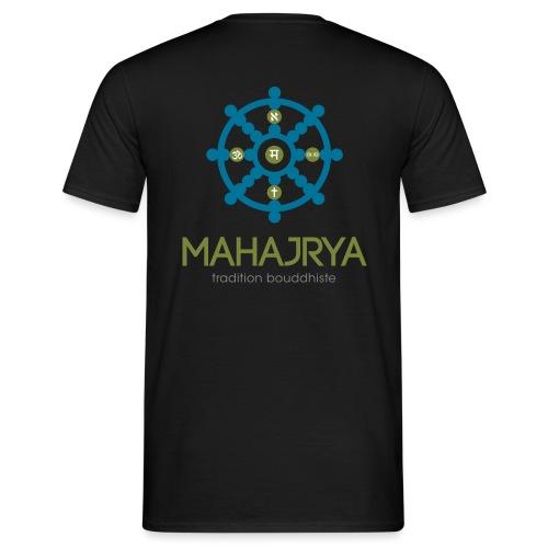 Mahajrya Logo FR - T-shirt Homme