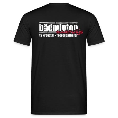 baedminton onnerwaejs 2013 - Männer T-Shirt
