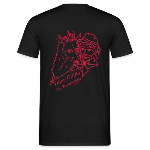 goissa 2013d - Männer T-Shirt