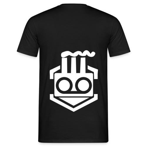 podcastkombinatlogo - Männer T-Shirt