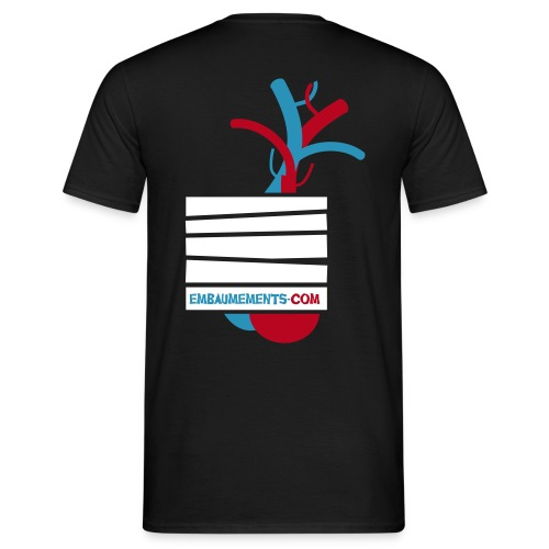 Embaumements.com - T-shirt Homme