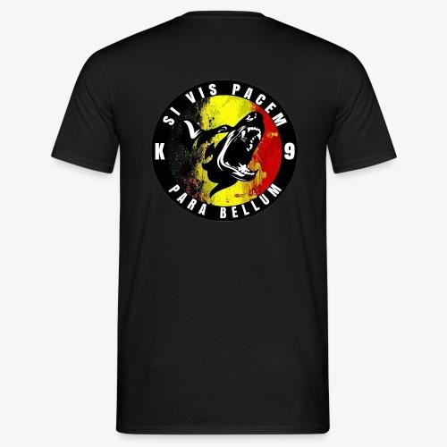 K9 SVPPB BE - Men's T-Shirt