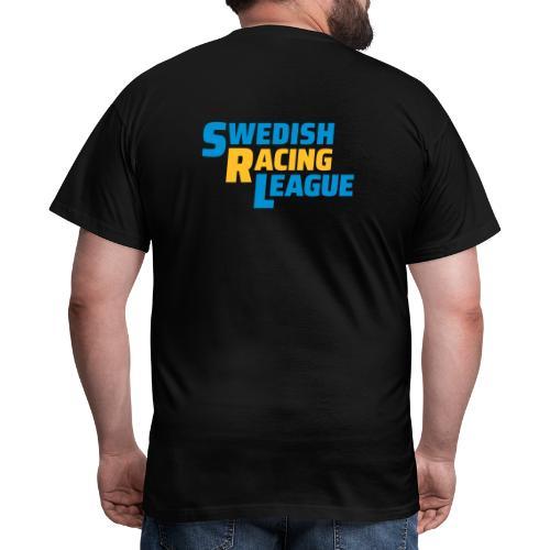 SRL utan GTS logo - T-shirt herr