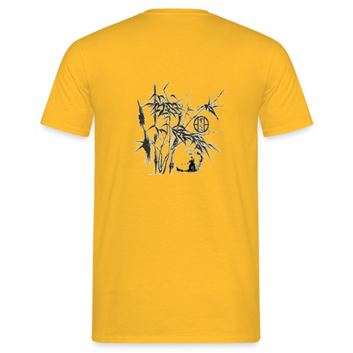 bambou5 GIF - T-shirt Homme