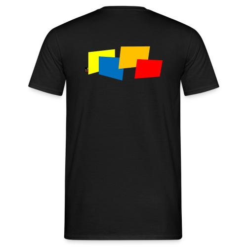 Bouldering Gym by Roots Climbing - Men's T-Shirt
