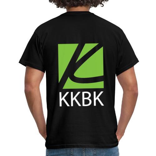 KKBK Logo - Männer T-Shirt