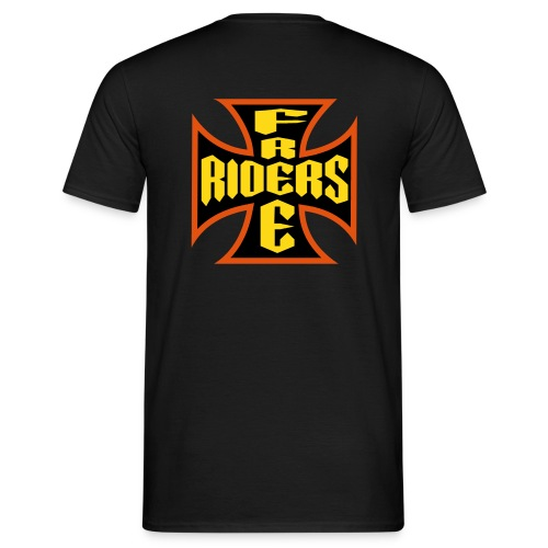 free riders - T-shirt Homme