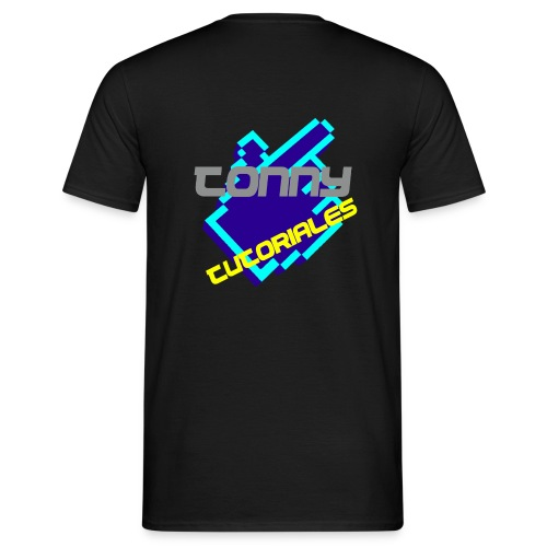 Logo del canal HD 2 - Men's T-Shirt