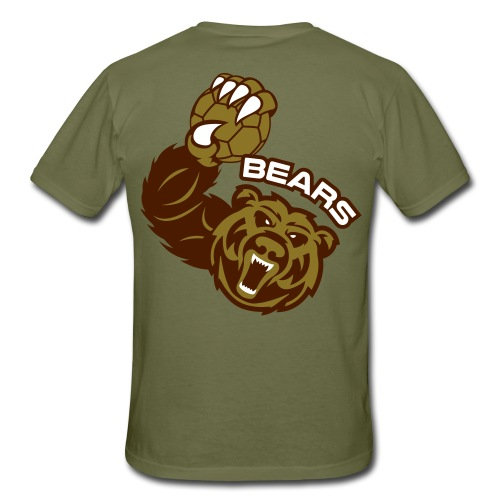 Bears Handball - T-shirt Homme