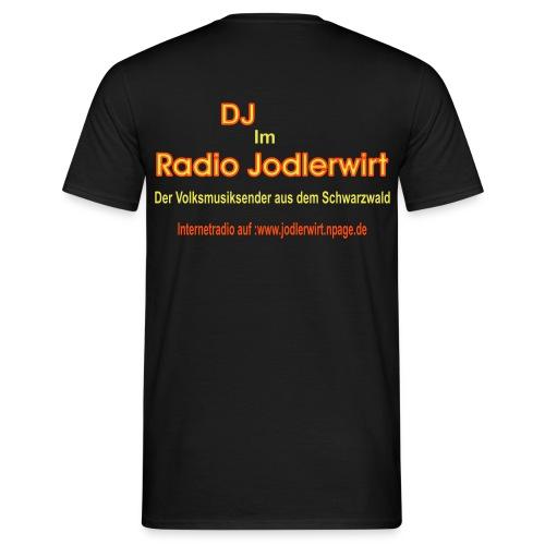 radio - Männer T-Shirt