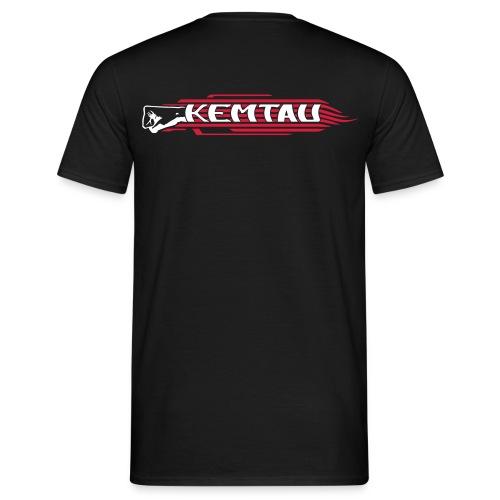 Kemtaufaust - Männer T-Shirt