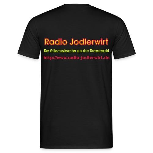 radio1 - Männer T-Shirt