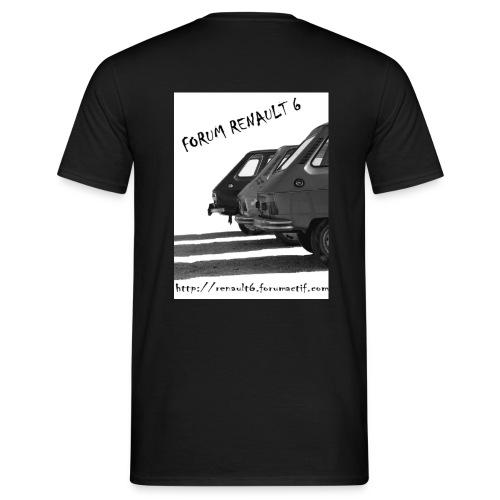 trio2 - T-shirt Homme