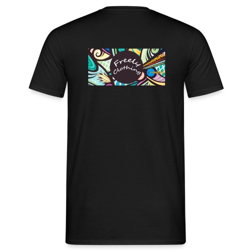 FreelyClothing - t-shirt - Herre-T-shirt