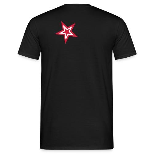 stern 2 farbig - Männer T-Shirt