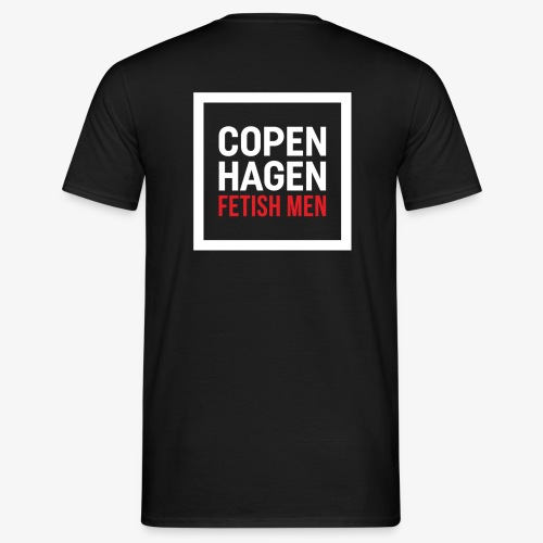 CFM Big Logo - Herre-T-shirt