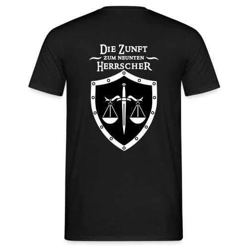 Das offizielle Zunftshirt (Girlie) - Männer T-Shirt