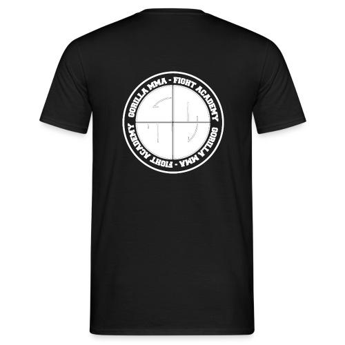 logowhite - Männer T-Shirt