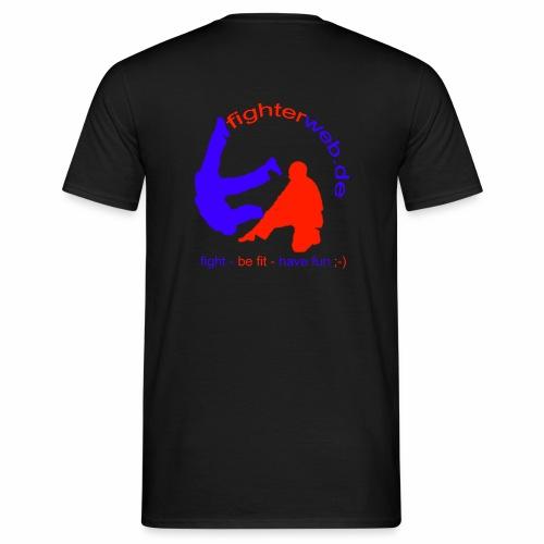 SVF LU Abteilung Ju-Jutsu - Männer T-Shirt